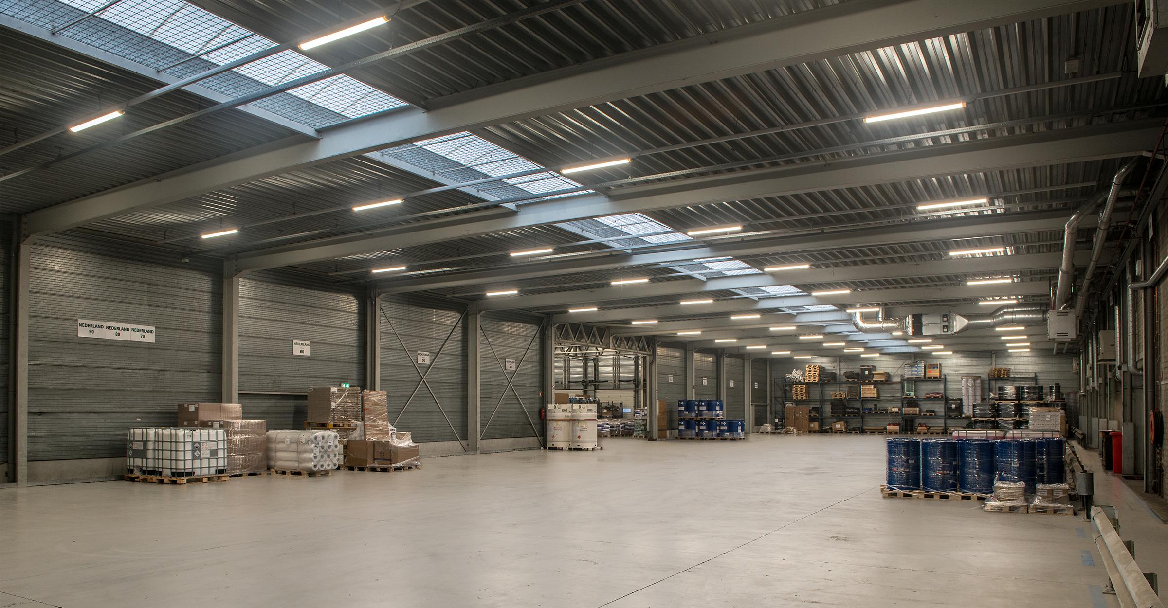 Firefly - Bedrijfsverlichting: bespaar energie
